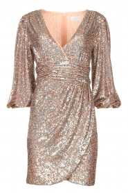 Nenette |  Sequin dress Ajar | nude   | Picture 1