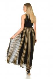 Nenette |  Maxi dress Tobia | black  | Picture 5