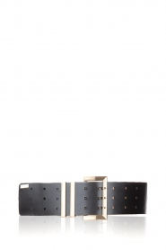 Nenette |  Waist belt Kat | black  | Picture 1