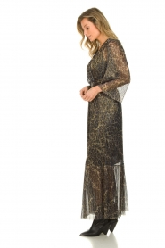 Dante 6 |  Maxi dress with leopard print Fairytale | animal print  | Picture 5