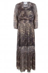 Dante 6 |  Maxi dress with leopard print Fairytale | animal print  | Picture 1