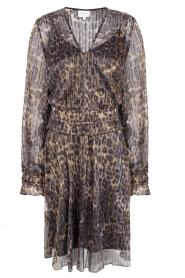 Dante 6 |  Leopard print dress Aida| animal print  | Picture 1
