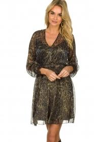Dante 6 |  Leopard print dress Aida| animal print  | Picture 2