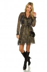Dante 6 |  Leopard print dress Aida| animal print  | Picture 3