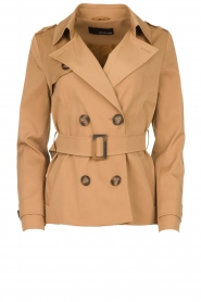STUDIO AR BY ARMA |  Trenchcoat Melanie | brown  | Picture 1