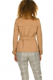 STUDIO AR BY ARMA |  Trenchcoat Melanie | brown  | Picture 6