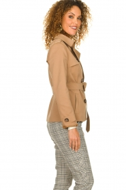 STUDIO AR BY ARMA |  Trenchcoat Melanie | brown  | Picture 5
