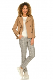 STUDIO AR BY ARMA |  Trenchcoat Melanie | brown  | Picture 3