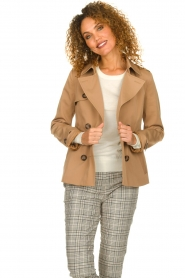 STUDIO AR BY ARMA |  Trenchcoat Melanie | brown  | Picture 2