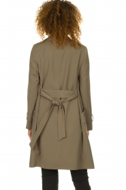 STUDIO AR BY ARMA |  Trenchcoat Cecilia | green  | Picture 6