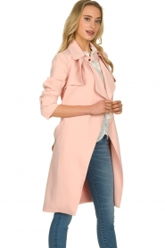 STUDIO AR BY ARMA |  Trenchcoat Cecilia | pink  | Picture 6