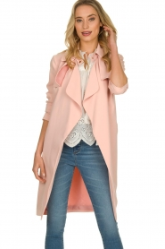 STUDIO AR BY ARMA |  Trenchcoat Cecilia | pink  | Picture 4