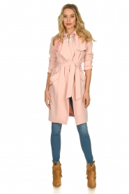 STUDIO AR BY ARMA |  Trenchcoat Cecilia | pink  | Picture 3