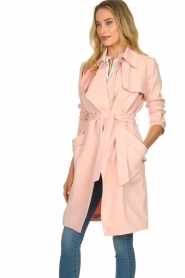 STUDIO AR BY ARMA |  Trenchcoat Cecilia | pink  | Picture 8