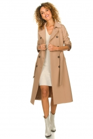 STUDIO AR BY ARMA |  Trench coat Jeanne | beige  | Picture 3