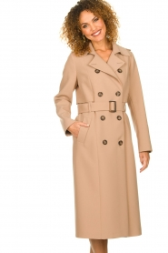 STUDIO AR BY ARMA |  Trench coat Jeanne | beige  | Picture 2