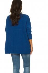 American Vintage |  Woollen cardigan Fogwood | blue  | Picture 5