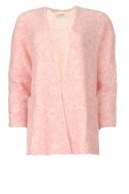 American Vintage    Woollen cardigan Fogwood   pink    Picture 1