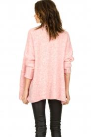 American Vintage    Woollen cardigan Fogwood   pink    Picture 5