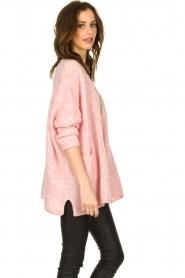 American Vintage    Woollen cardigan Fogwood   pink    Picture 4