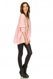 American Vintage    Woollen cardigan Fogwood   pink    Picture 3