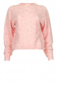 American Vintage |  Woollen sweater Fogwood | pink  | Picture 1