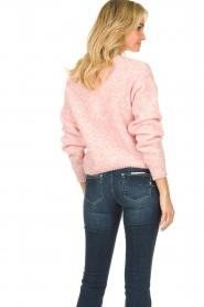 American Vintage |  Woollen sweater Fogwood | pink  | Picture 5