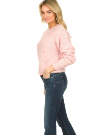 American Vintage |  Woollen sweater Fogwood | pink  | Picture 4