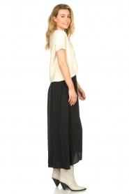 American Vintage |  Midi skirt Nonogarden | grey  | Picture 5