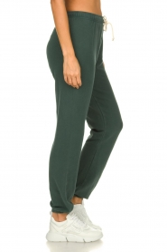 American Vintage |  Sweatpants with drawstring Hapylife | green   | Picture 4