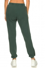 American Vintage |  Sweatpants with drawstring Hapylife | green   | Picture 5