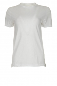 American Vintage |  Basic T-shirt Vegiflower | white   | Picture 1