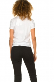 American Vintage |  Basic T-shirt Vegiflower | white   | Picture 5