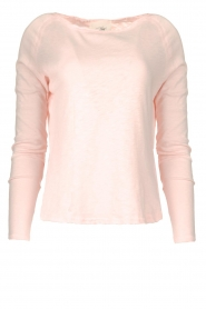 American Vintage |  Long sleeve Sonoma | pink   | Picture 1