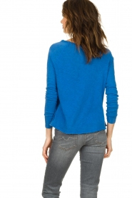 American Vintage |  Long sleeve Sonoma | blue   | Picture 4