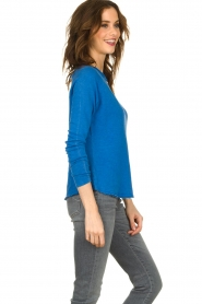 American Vintage |  Long sleeve Sonoma | blue   | Picture 3