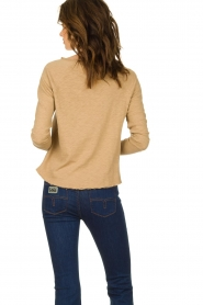 American Vintage |  Long sleeve Sonoma | camel   | Picture 5