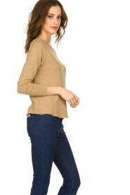 American Vintage |  Long sleeve Sonoma | camel   | Picture 3