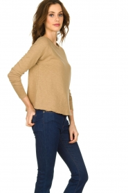 American Vintage |  Long sleeve Sonoma | camel   | Picture 4