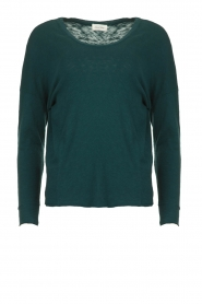 American Vintage |  Long sleeve Sonoma | dark green  | Picture 1