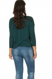 American Vintage |  Long sleeve Sonoma | dark green  | Picture 4