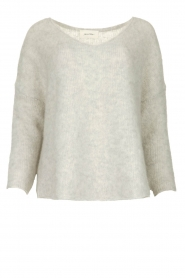 American Vintage |  Lightweight knit Vacaville | grey  | Picture 1