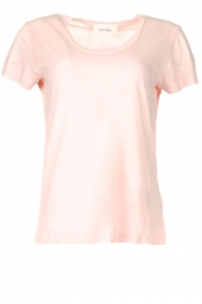 American Vintage |  Basic T-shirt Jacksonville | pink  | Picture 1