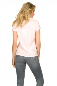 American Vintage |  Basic T-shirt Jacksonville | pink  | Picture 7