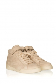 Copenhagen Studio's |  Leather sneakers CPH418 | white  | Picture 3