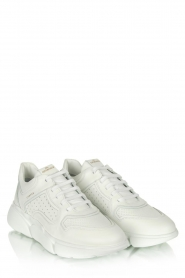 Copenhagen Footwear |  Leather sneakers 411 | white  | Picture 4