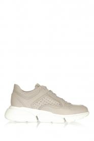 Copenhagen Footwear |  Leather sneakers CPH411 | grey  | Picture 1