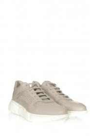 Copenhagen Footwear |  Leather sneakers CPH411 | grey  | Picture 3