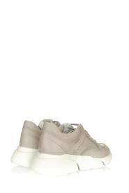 Copenhagen Footwear |  Leather sneakers CPH411 | grey  | Picture 4
