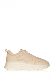 Leather sneakers CPH60 | nude